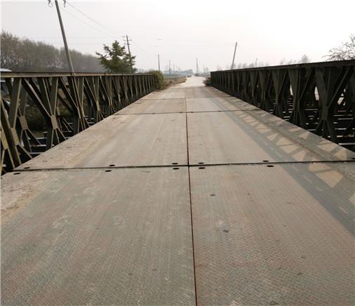 钢便桥厂家