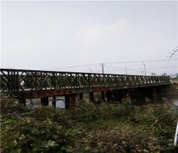 钢便桥展示