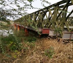 下承式钢便桥价格
