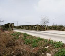 城市钢便桥