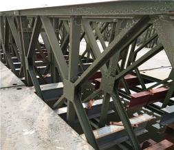 下承式钢便桥租赁